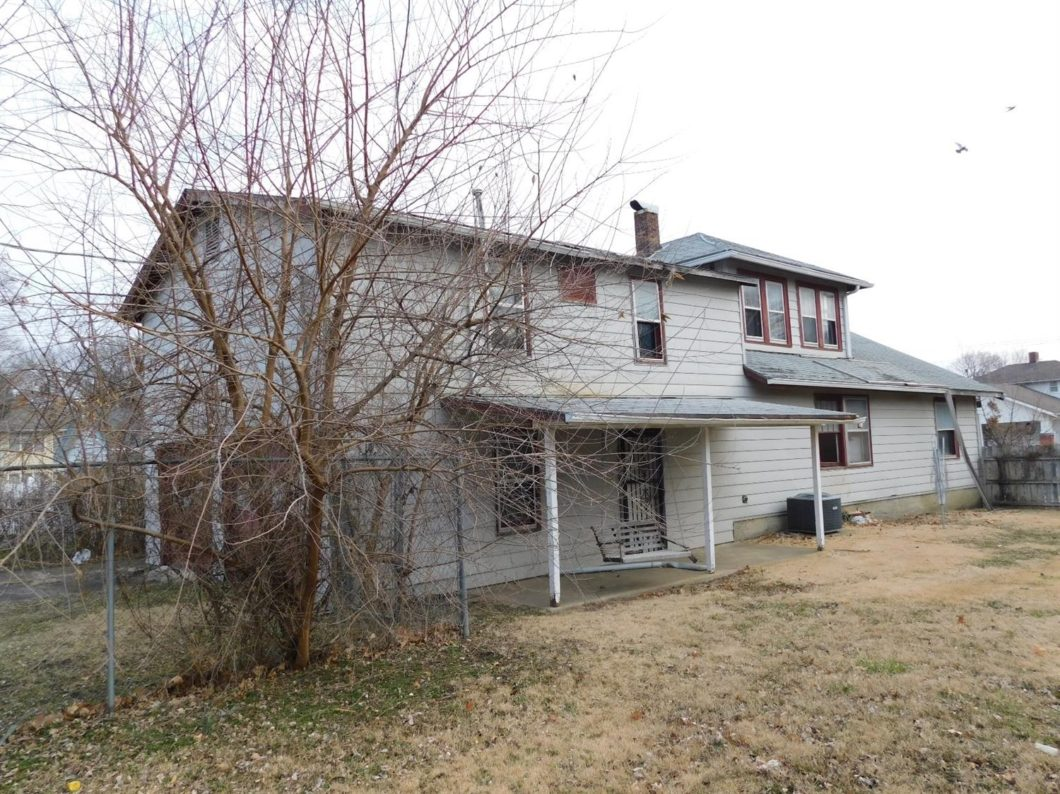 1108 S. National, Fort Scott, KS 66701