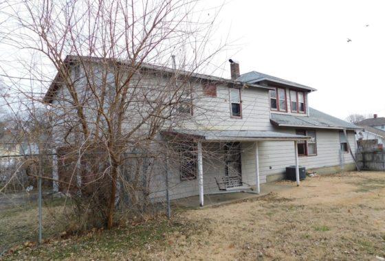 1108 S. National, Fort Scott, KS 66701